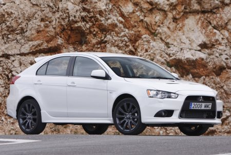 2010 mitsubishi lancer sportback u s pricing. Black Bedroom Furniture Sets. Home Design Ideas